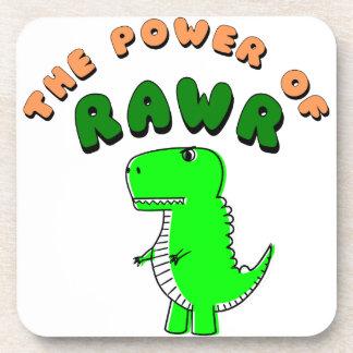 T-Rex The Power Of RAWR Coaster