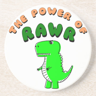 T-Rex The Power Of RAWR Coaster