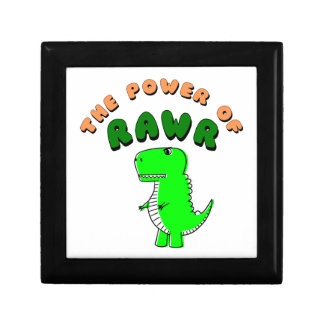 T-Rex The Power Of RAWR Gift Box