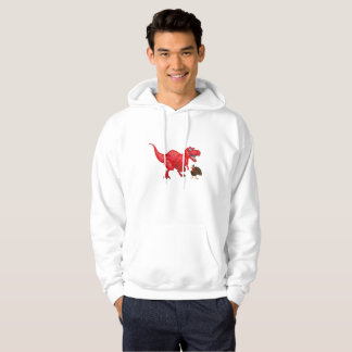 T-Rex Turkey Funny Thanks giving Hoodie