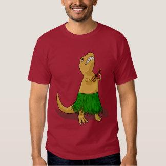 T-Rex Ukulele Tee Shirt