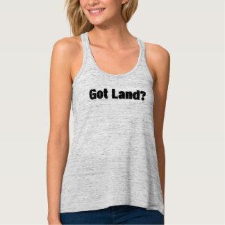 Ⓖⓞⓣ Ⓛⓐⓝⓓ?⃝   Ⓣⓗⓐⓝⓚ Ⓐⓝ Ⓘⓝⓓⓘⓐⓝ T-Shirt