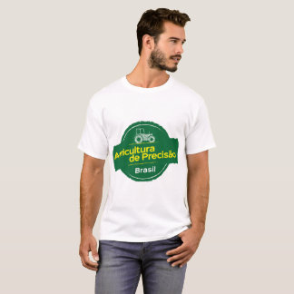 T-shirt Agriculture of Brazil Precision