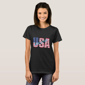 T-SHIRT AMERICA FIRST FashionFC.
