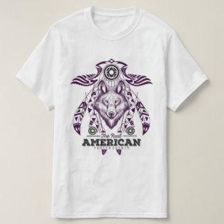 T-shirt American Native