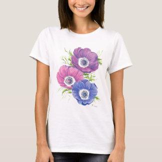 T-shirt anemones