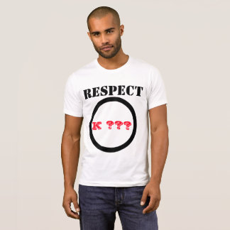 T-SHIRT, APPAREL/ respect OK??? T-Shirt