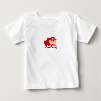 T-Shirt Baby Crawling