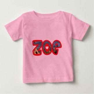 T-shirt baby Zoe