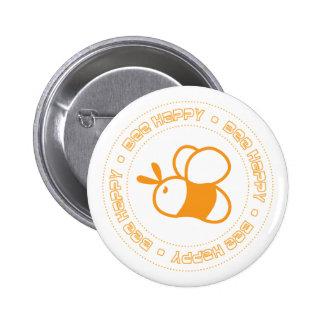 T-Shirt - Bee Happy - final Pin