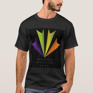 T-shirt: Black, large logo T-Shirt