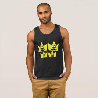 T-shirt Black Regatta - Gay Family Men