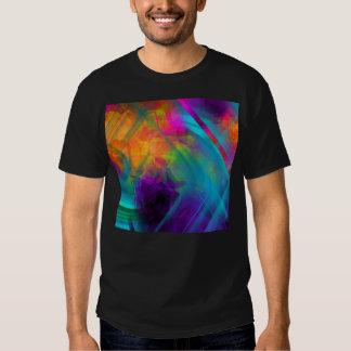 T-shirt-Brilliant color Tshirt