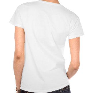 T-Shirt Cabernet CHA Femme Blanc Classic Rose