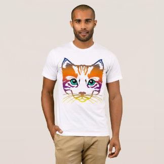 T-Shirt Cat Love Artistic Cats Pet Cats Lover Gift