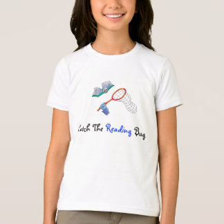 T-Shirt-Catch The Reading Bug T-Shirt