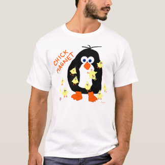 T-Shirt - Chick Magnet
