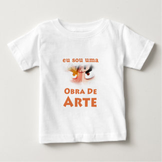 T-shirt Child Work De Arte