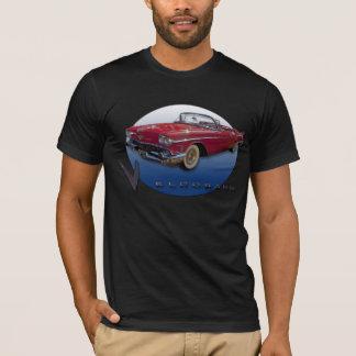 T-Shirt, Classic Red Eldorado Convertible T-Shirt