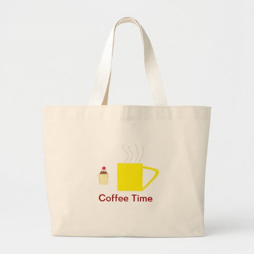 T-Shirt coffee and Cup Cake Bag