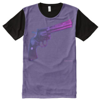 T-shirt Colt Python Violet