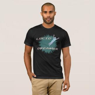 T shirt design for lucid dreamers.