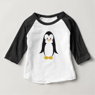 T-shirt design penguin