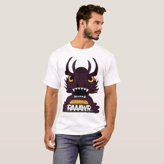 T-Shirt + Dragon Print