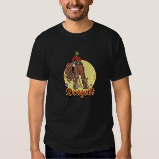 T-shirt Dragoon Sketcher