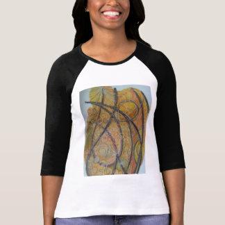 t-shirt drawing mandala