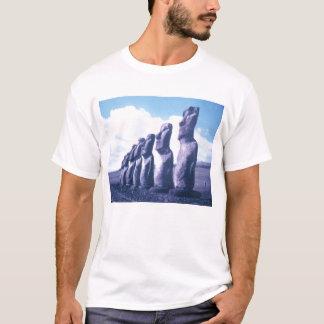 T Shirt-Easter Island, Chile-Ladies, Mens, Kids T T-Shirt