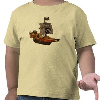 t-shirt enfant bateau