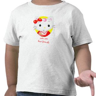 t-shirt enfant cat t-shirts