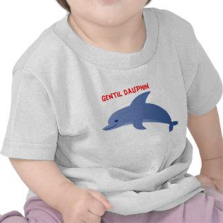 t-shirt enfant dauphin t-shirt