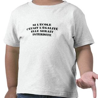 t-shirt enfant école t-shirts