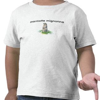 t-shirt enfant marmotte t-shirts
