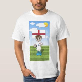 T-shirt England soccer