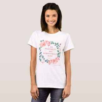 T-Shirt Fearfully and Wonderfully Made