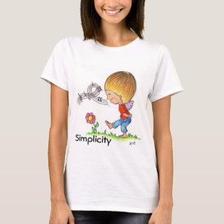 T-Shirt Female - Children of Light - Simplicity