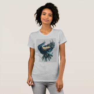 T-shirt Feminine Joust, Silver