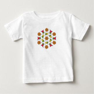 T-Shirt-Flower Series#63 Baby T-Shirt