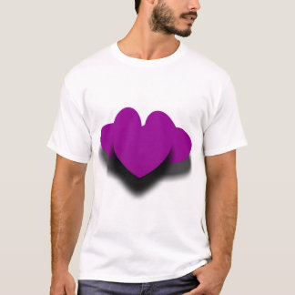 T-shirt for attractive man