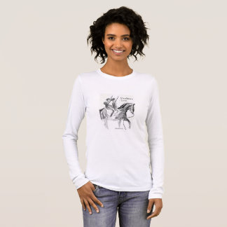T Shirt for Equestrian Vaulters