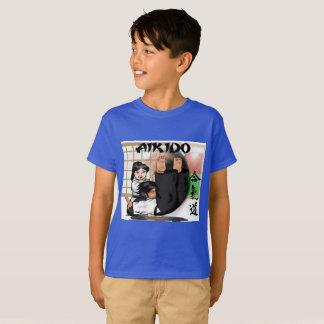 T-shirt for kids aikido