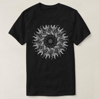 T-Shirt for Men White Arabesque