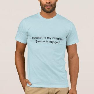 T-Shirt for Sachin Tendulkar Fans