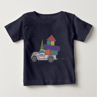 T shirt for Toy factory trunk baby t-shirts
