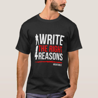 T-Shirt for Writers