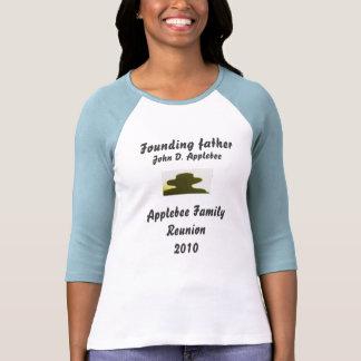 T-shirt -  Founding Father - Family Reunion