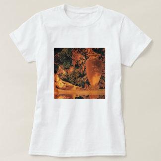 T-Shirt: Garden of Allah- Maxfield Parrish T-Shirt